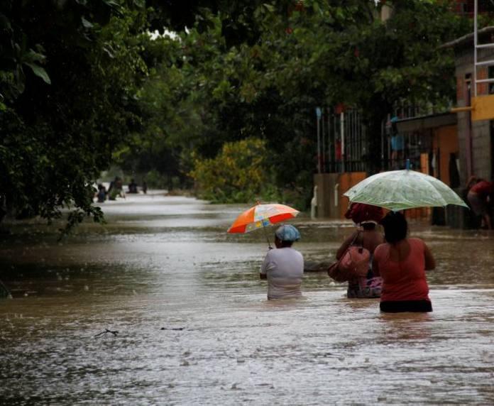 Resultado de imagen para cartagena inundada