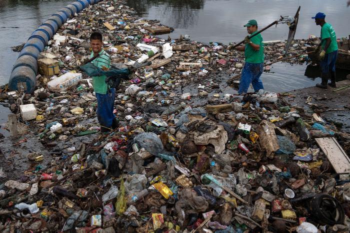 Resultado de imagen de contaminacion en brasil