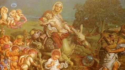 Resultado de imagen para ¿Por qué el día de los Santos Inocentes?