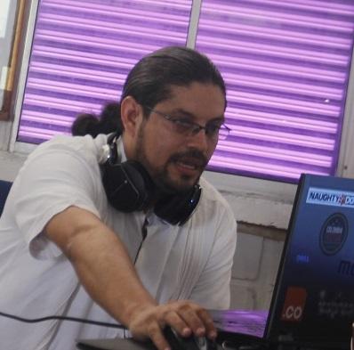 Edison Monsalve, profesor de tecnología en la UTB y bloguero.