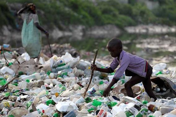 Brote de cólera de Haití es el peor del mundo.