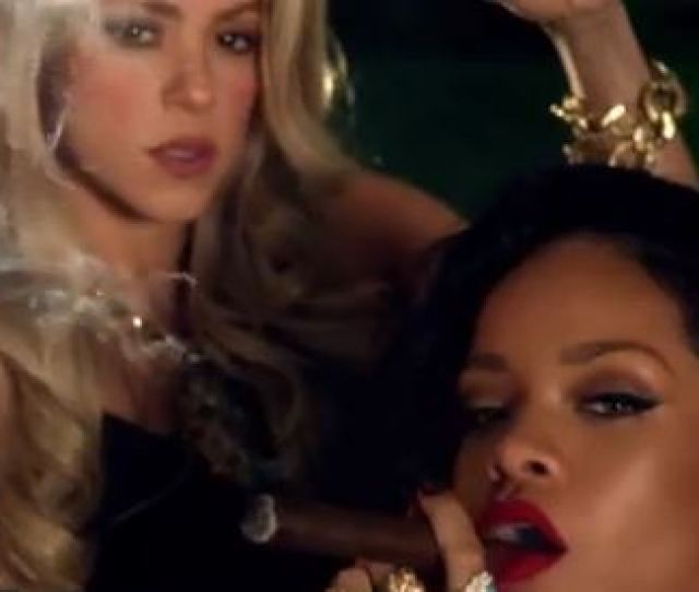 Shakira Lanza El Video De I Cant Remember To Forget You