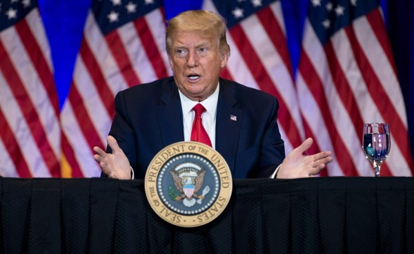 """""""Biden les ha fallado, yo les he cumplido a los latinos"""", dice Trump en Nevada"""