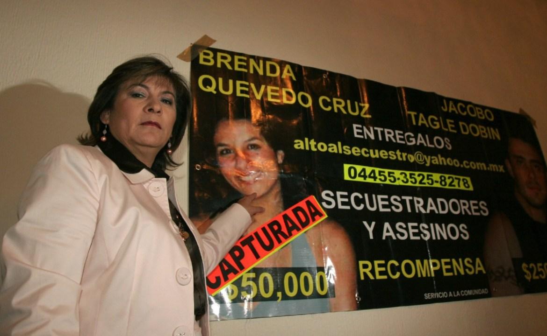 Naciones Unidas pide liberar a Brenda Quevedo, vinculada con caso Wallace