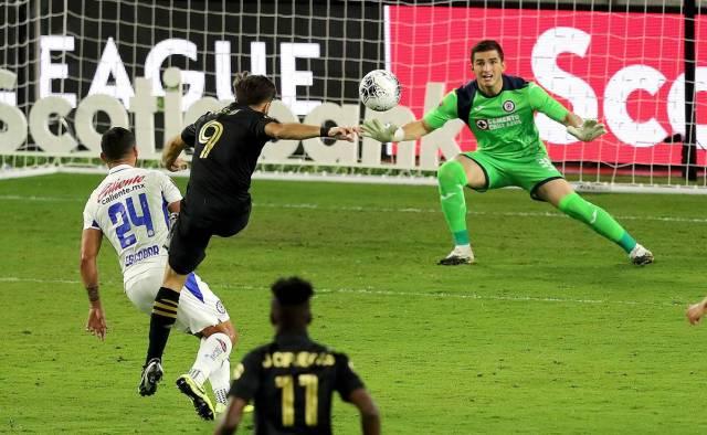 Cruz Azul fracasa en Concacaf y es eliminado por el LAFC