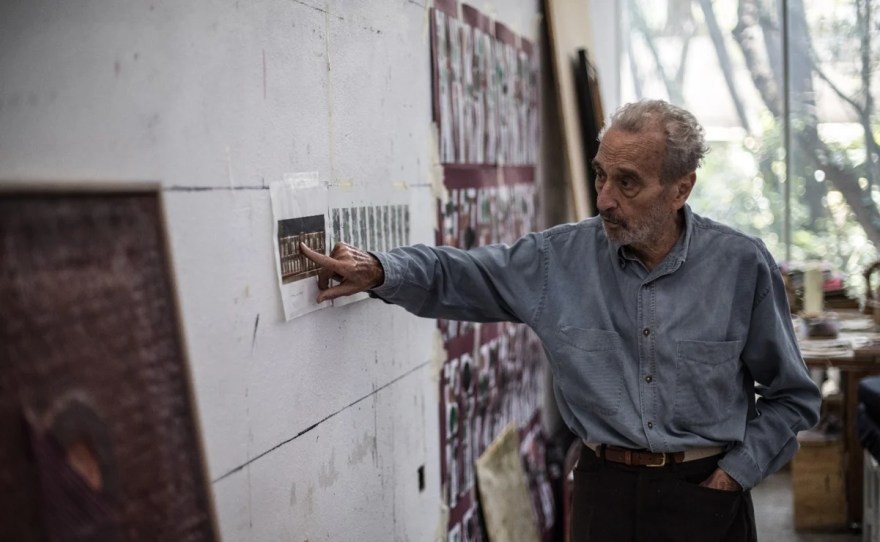 5 entrevistas imperdibles de Vicente Rojo con EL UNIVERSAL