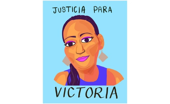 Piden justicia por Victoria, la salvadoreña que murió sometida por polícias  en Tulum