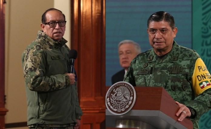 Veda electoral. Sedena y Guardia Nacional presumen entrega de apoyos