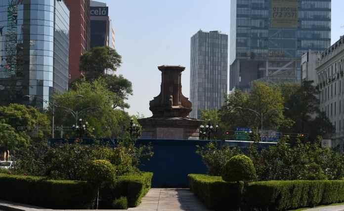 Estatua de Colón irá de Reforma a Polanco: Comité de Monumentos