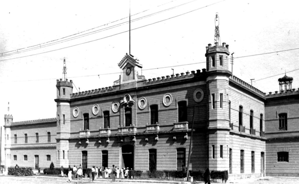 Resultado de imagen para el palacio de lecumberri
