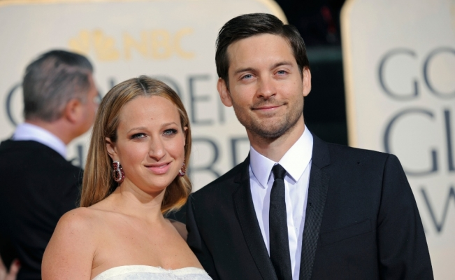 Tobey Maguire is divorced from Jennifer Meyer