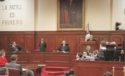 Resultado de imagen para Definirá Corte a jueces  para resolver amparos por baja salarial