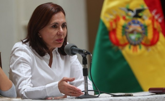 Resultado de imagen para bolivia Karen Longaric