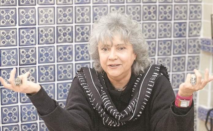 Laura Esquivel kehrt nach San Lázaro zurück
