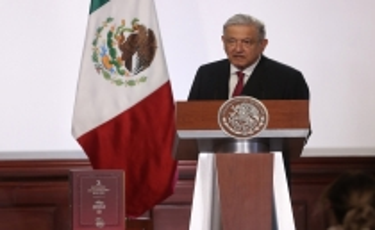 Tercer Informe de Gobierno del presidente Andrés Manuel López Obrador