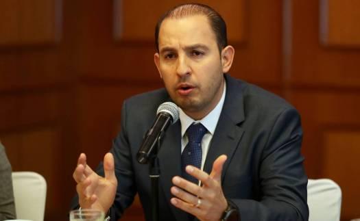 Denuncian a Marko Cortés por actos anticipados de campaña en elección del PAN