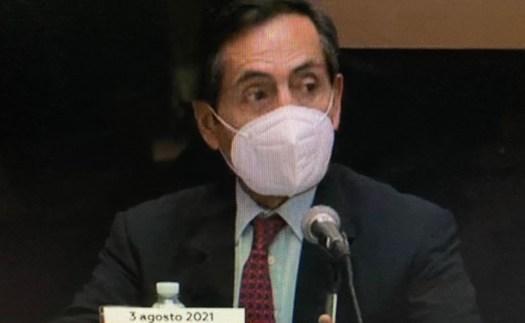"""""""Pemex nos aporta más de lo que se le da"""", revira Ramírez de la O a senadores de oposición"""
