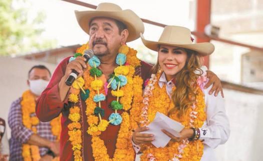 Perfilan ratificar triunfo de Evelyn Salgado