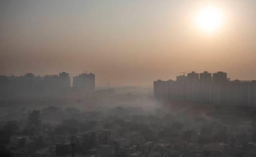 OMS endurece reglas sobre contaminación del aire