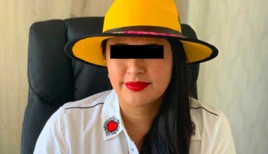 Dictan prisión preventiva a diputada suplente de Morena en Puebla detenida con arsenal