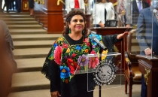 Brugada priorizará temas de seguridad, agua y servicio para Iztapalapa