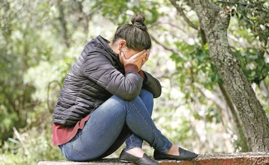 Sufren capitalinos estrés y depresión por Covid-19