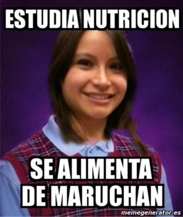 Resultado de imagen para nutriologos memes