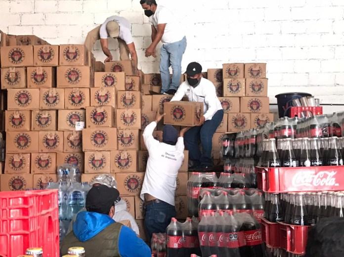 Dan golpe a repartidores clandestinos de alcohol en Querétaro | Querétaro
