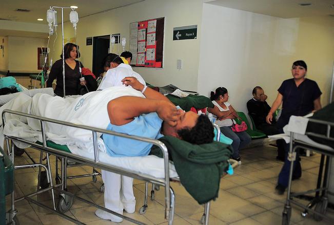 Resultado de imagen para Se registran 103 muertes por influenza en el país