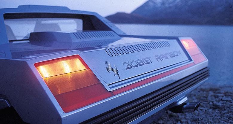 1976 Ferrari 308 GT Rainbow Concept Elusive Magazine
