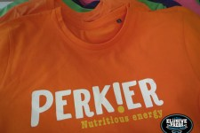 2 colour oil based t shirt prints for perkier foods