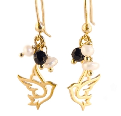 Boucle d'oreille Angel Wing
