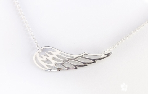 Collier Angel Wing