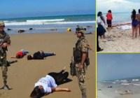 50 cuerpos en cancún - falso