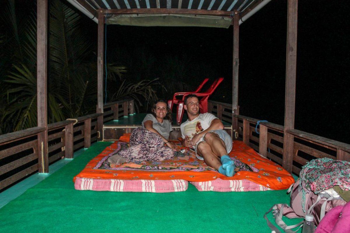 Tres días en Borneo