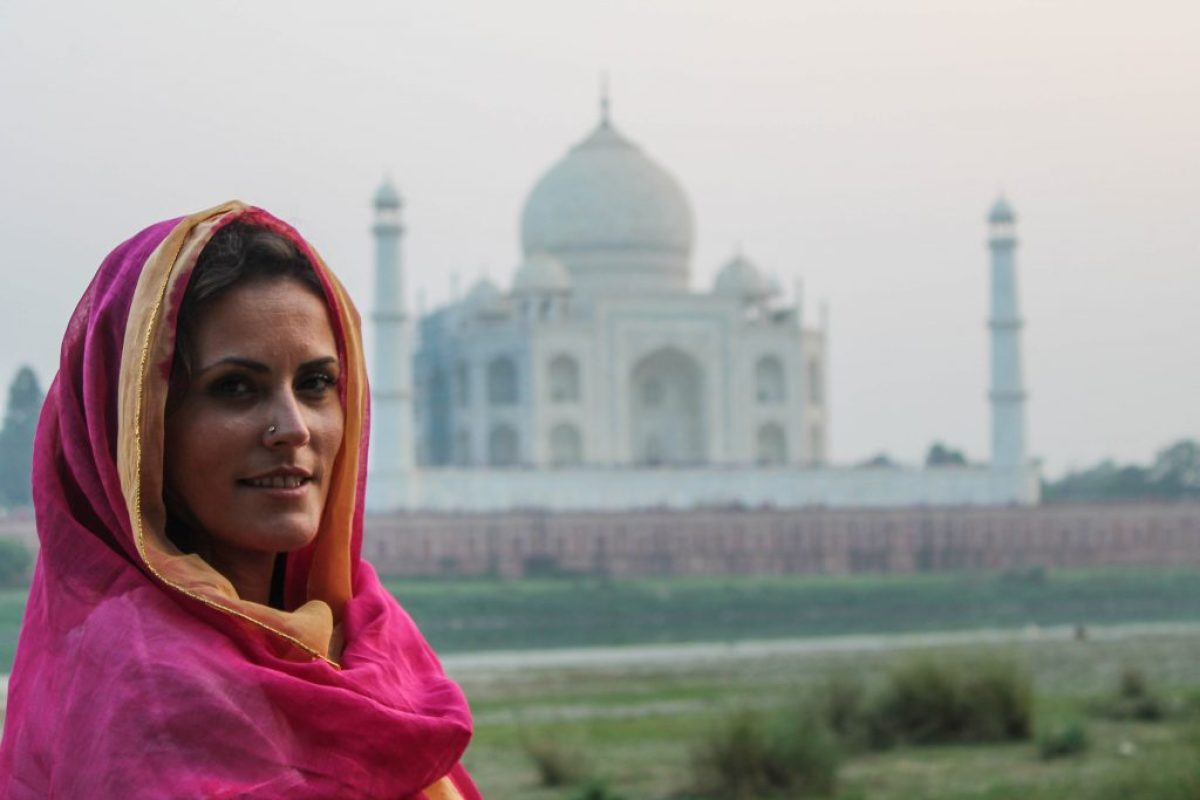 Siente... Vive... India...