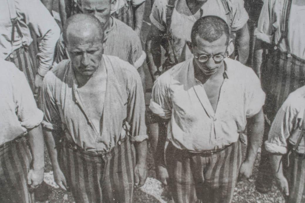 Visita a Dachau