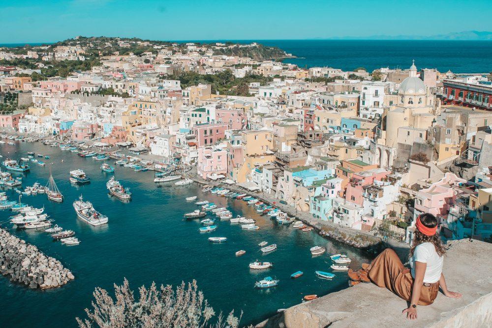 Preparativos de viaje a Nápoles