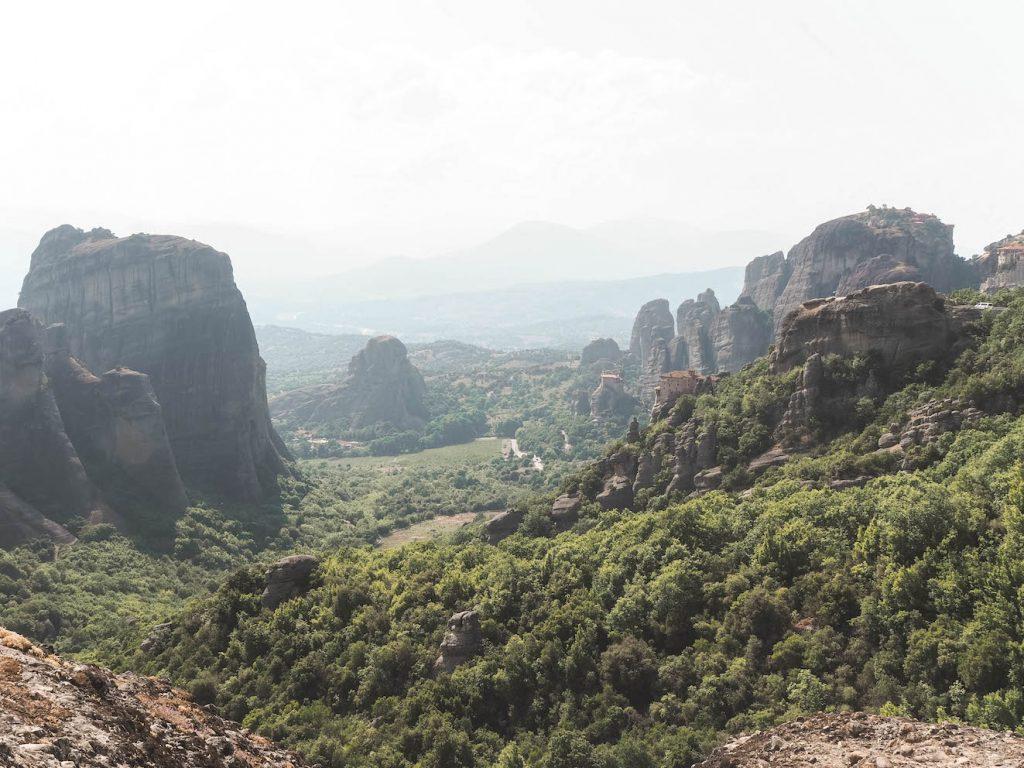 Miradores de Meteora