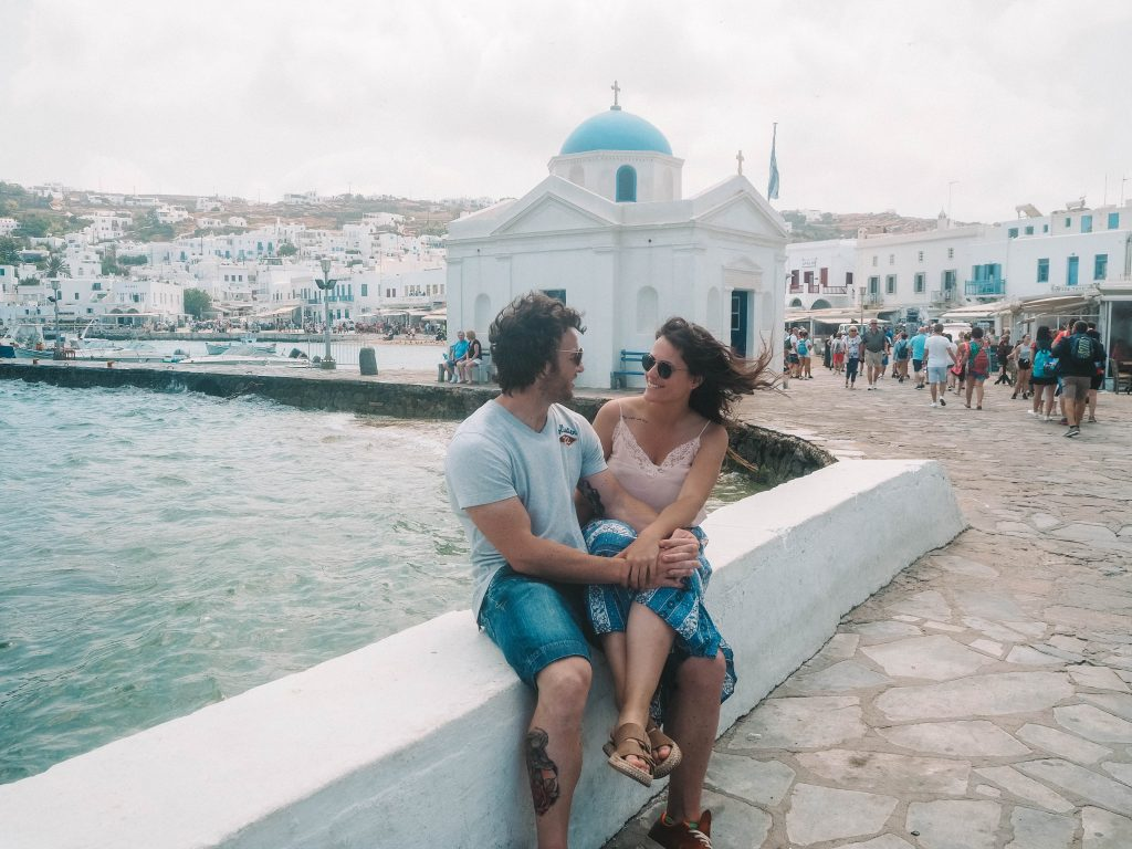 Old Port Mykonos