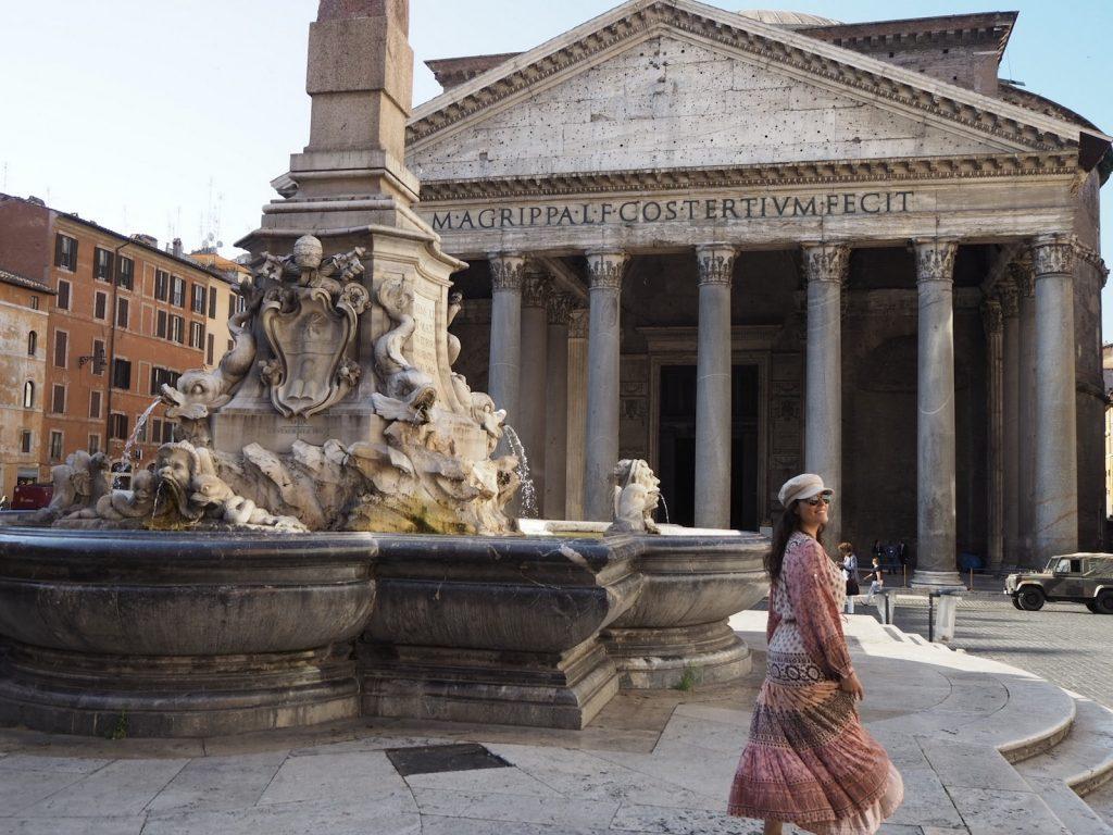 Roma en 6 días