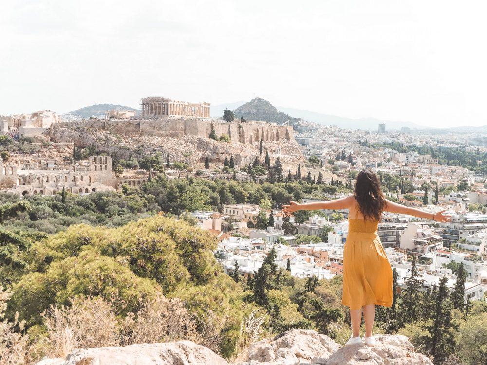 Que ver y hacer en Atenas