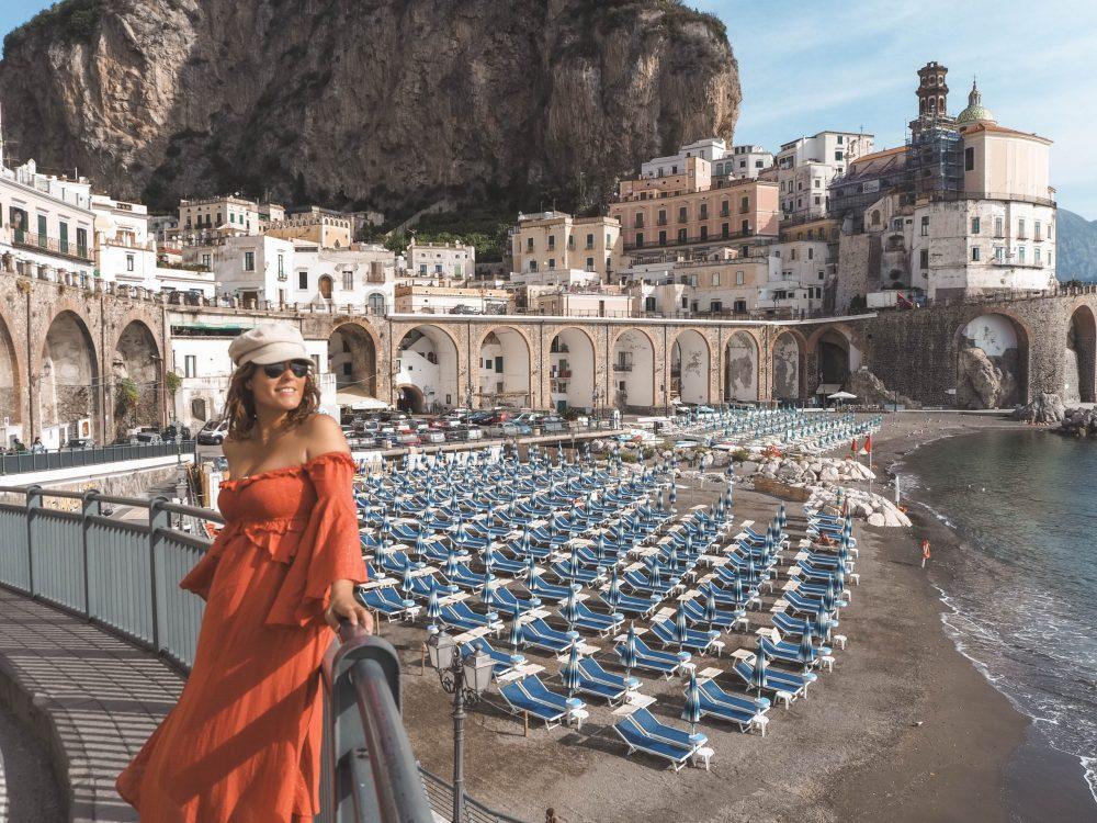 Consejos para recorrer la Costa Amalfitana en coche