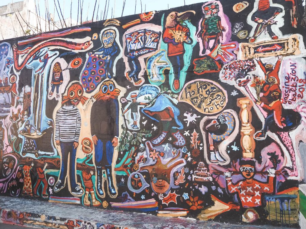 Pinturas murales