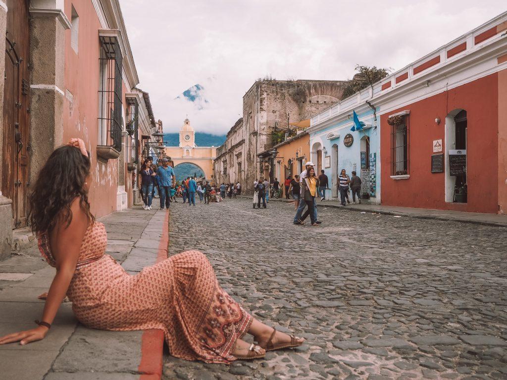 Viaje a Centroamérica