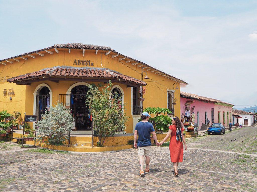Viaje a Centroamerica