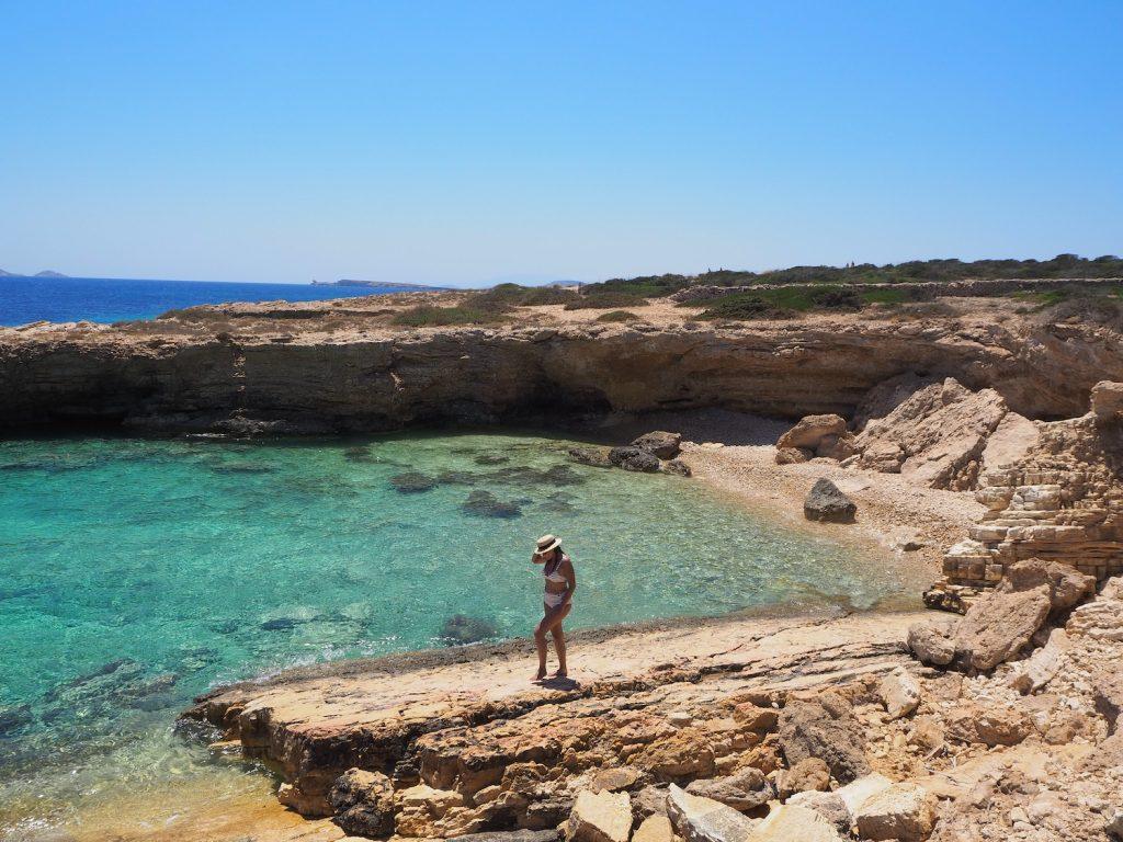 Ruta de viaje a Grecia