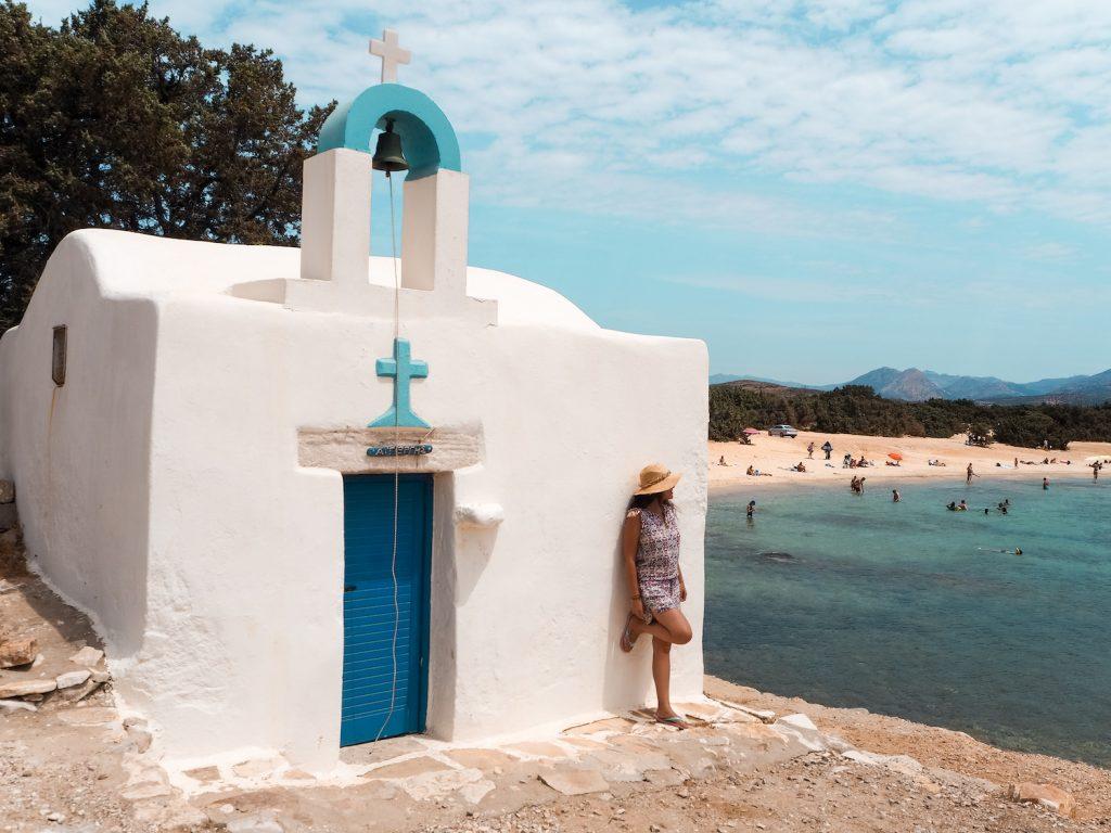 Viaje a Naxos en 4 días