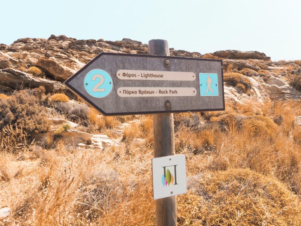 Trekkings en Paros