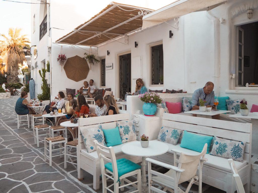 Dónde comer en Naoussa